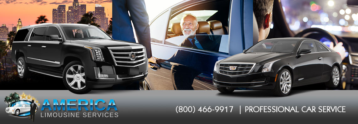 Los Angeles Corporate Car Services